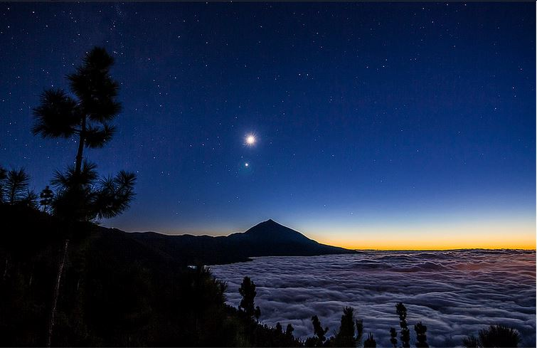 Mount Teide photo. Captur72
