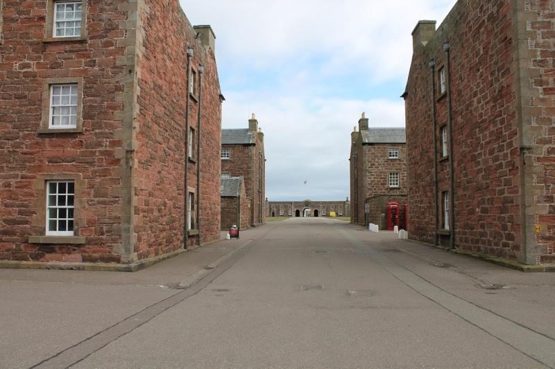Fort George, Ardersier, Inverness Fg510