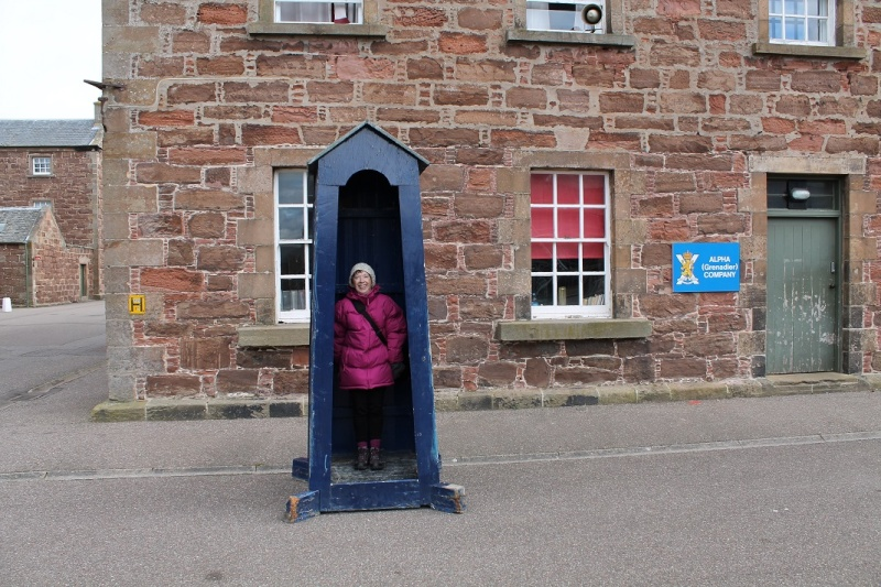 Fort George, Ardersier, Inverness Fg710