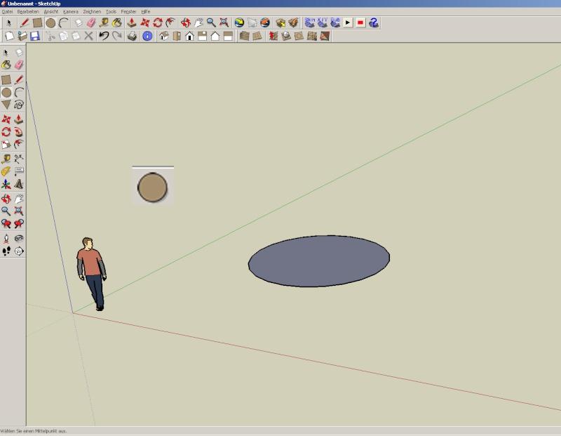 Sketchup und Pepakura - Ein paar grundsätzliche Dinge Kuppel10