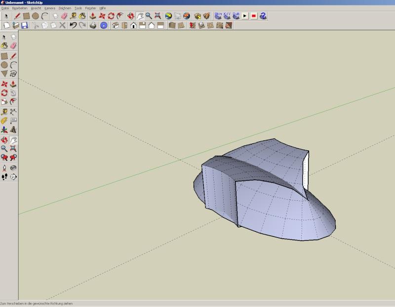 Sketchup und Pepakura - Ein paar grundsätzliche Dinge Kuppel31