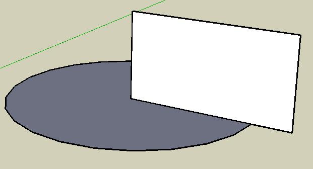 Sketchup und Pepakura - Ein paar grundsätzliche Dinge Kuppel48