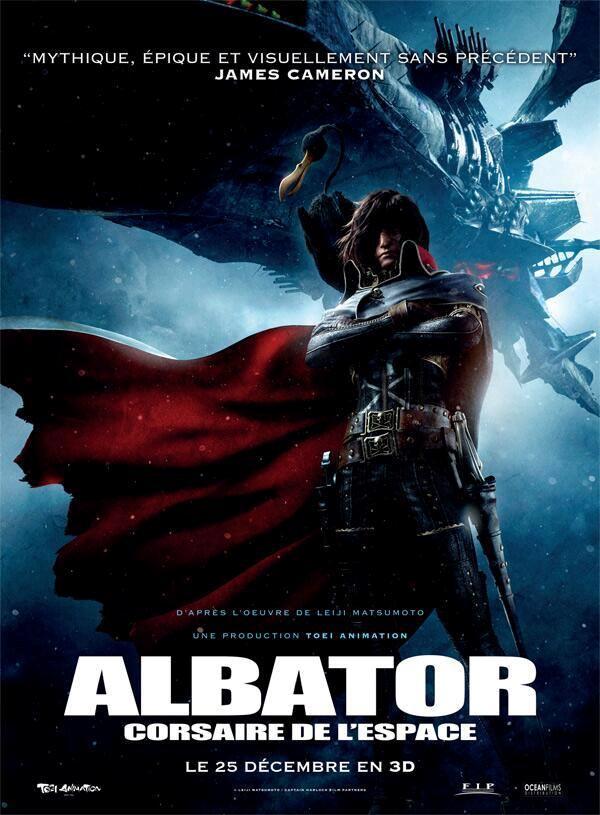 Albator en film : mon debrief Affich10