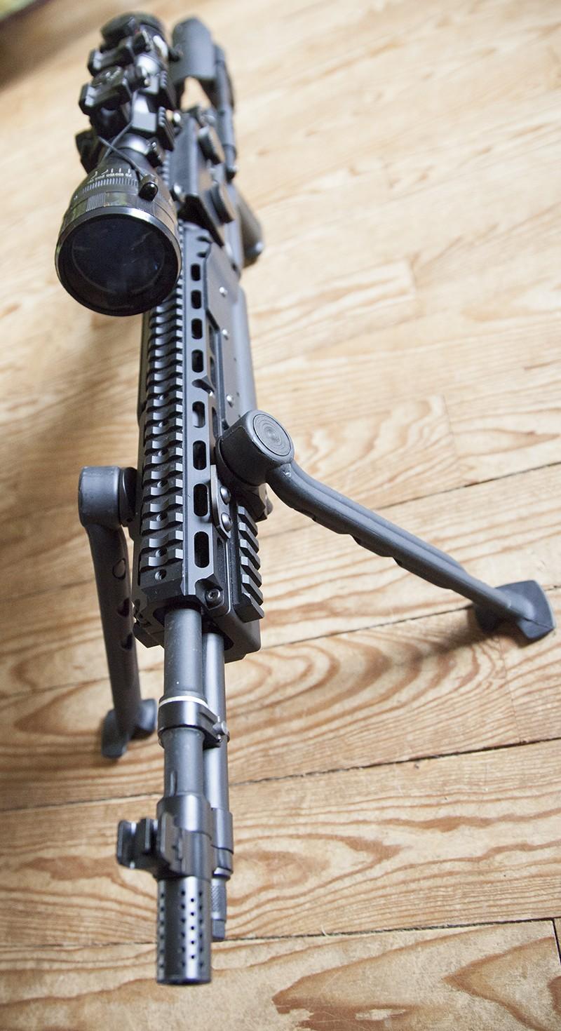 A SAISIR : M14 EBR S G&G upradé Ebr210