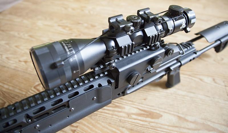 A SAISIR : M14 EBR S G&G upradé Ebr310