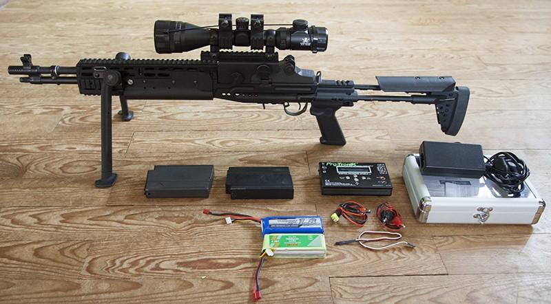 A SAISIR : M14 EBR S G&G upradé Ebrgen10