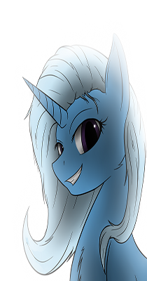 It is I! The GREAT and POWERFUL Trixie! 14923110