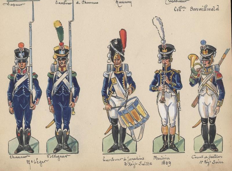 Grenadier 15e régiment Infanterie de la ligne Espagne 1807 MM 54m (modifications)  - Page 4 Album_10