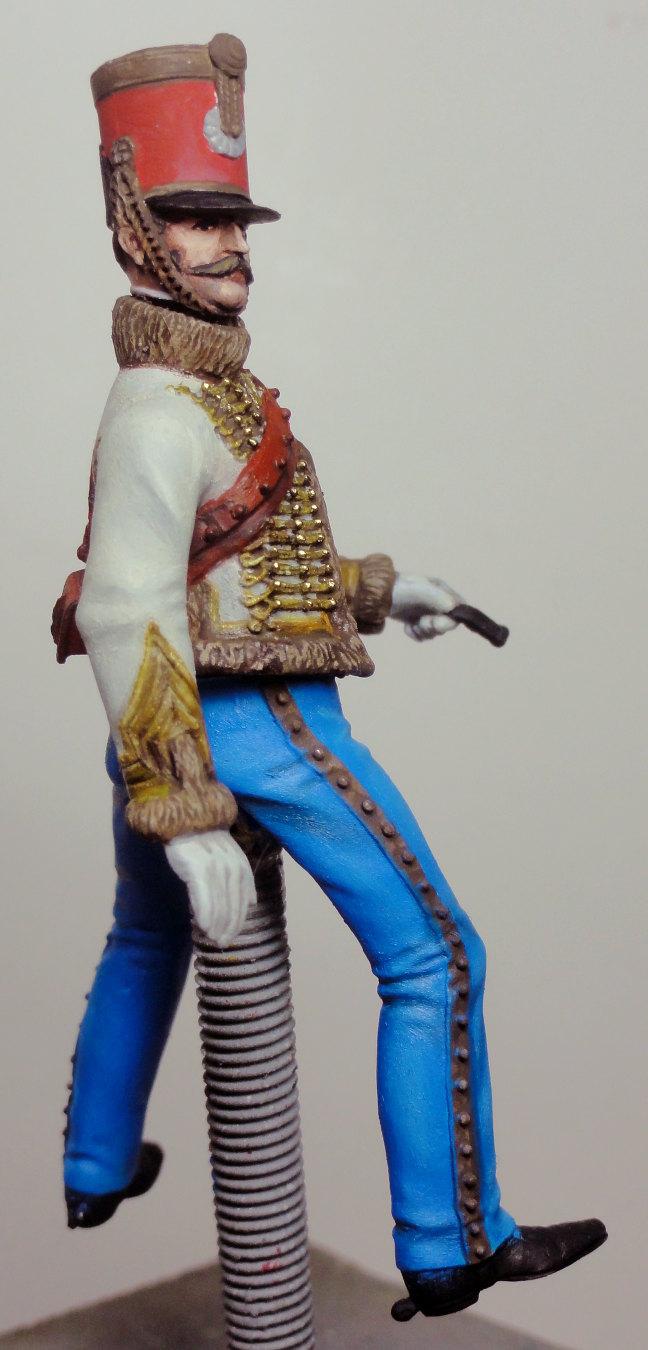 Capitaine 5e hussards Dsc03825