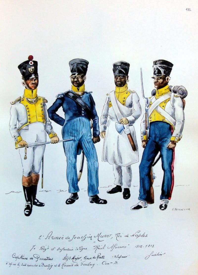 """7ème Régiment d'infanterie """"Real Afrique"""" - Royaume de Naples Dsc04222"""