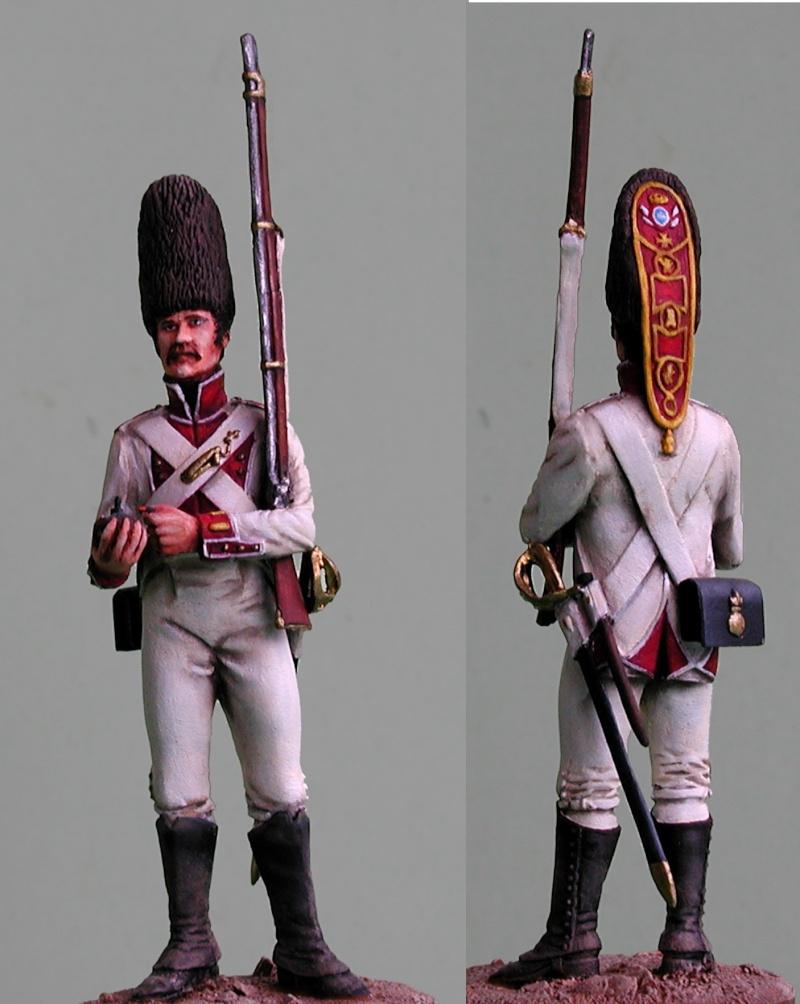 Vitrine de MarcM, Murat en amiral napolitain - Page 2 Estrem10