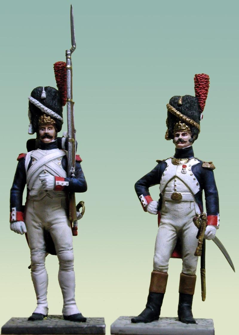 Vitrine de MarcM, Murat en amiral napolitain - Page 3 Grenad12