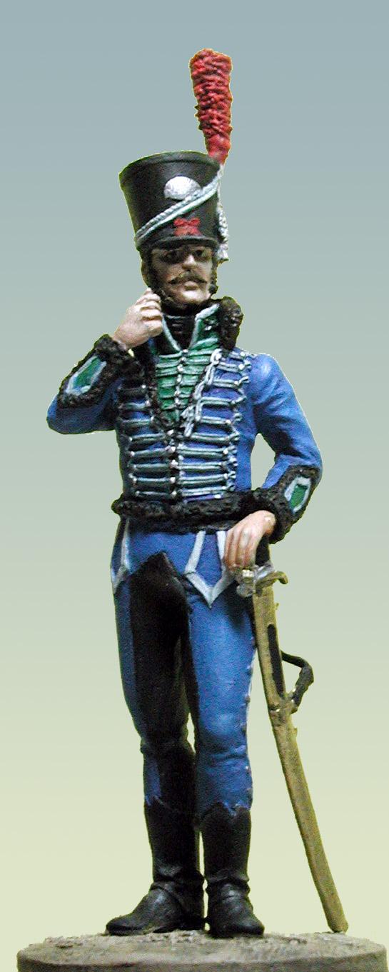 Vitrine de MarcM, Murat en amiral napolitain - Page 2 Hussar10
