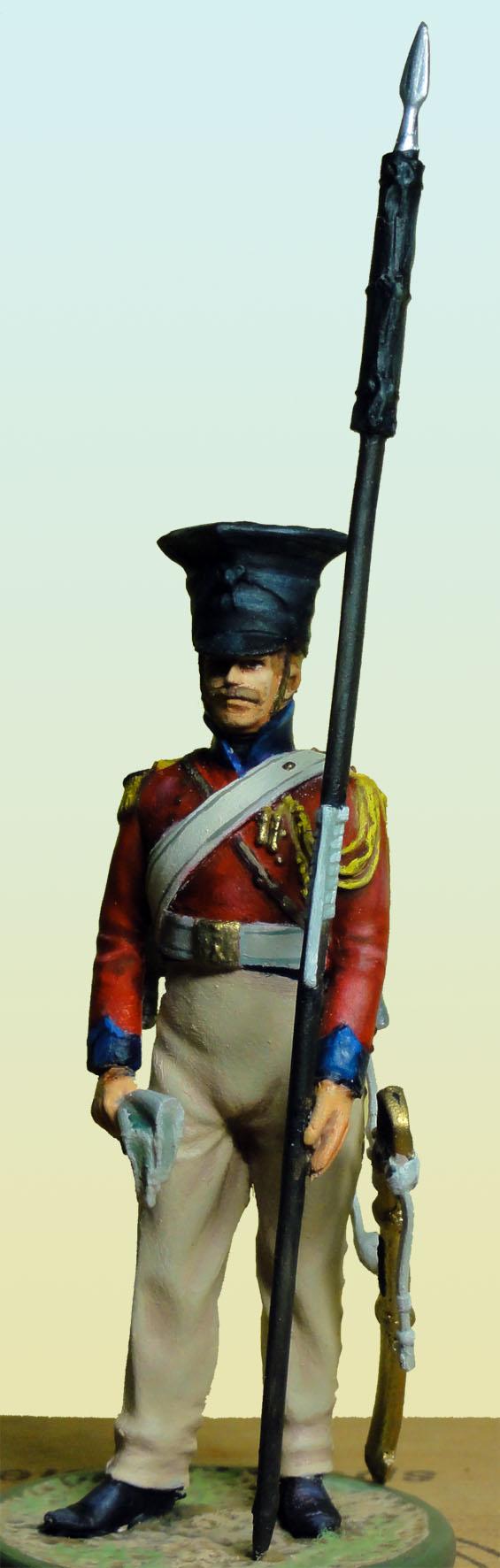 Vitrine de MarcM, Murat en amiral napolitain - Page 3 Lancie12