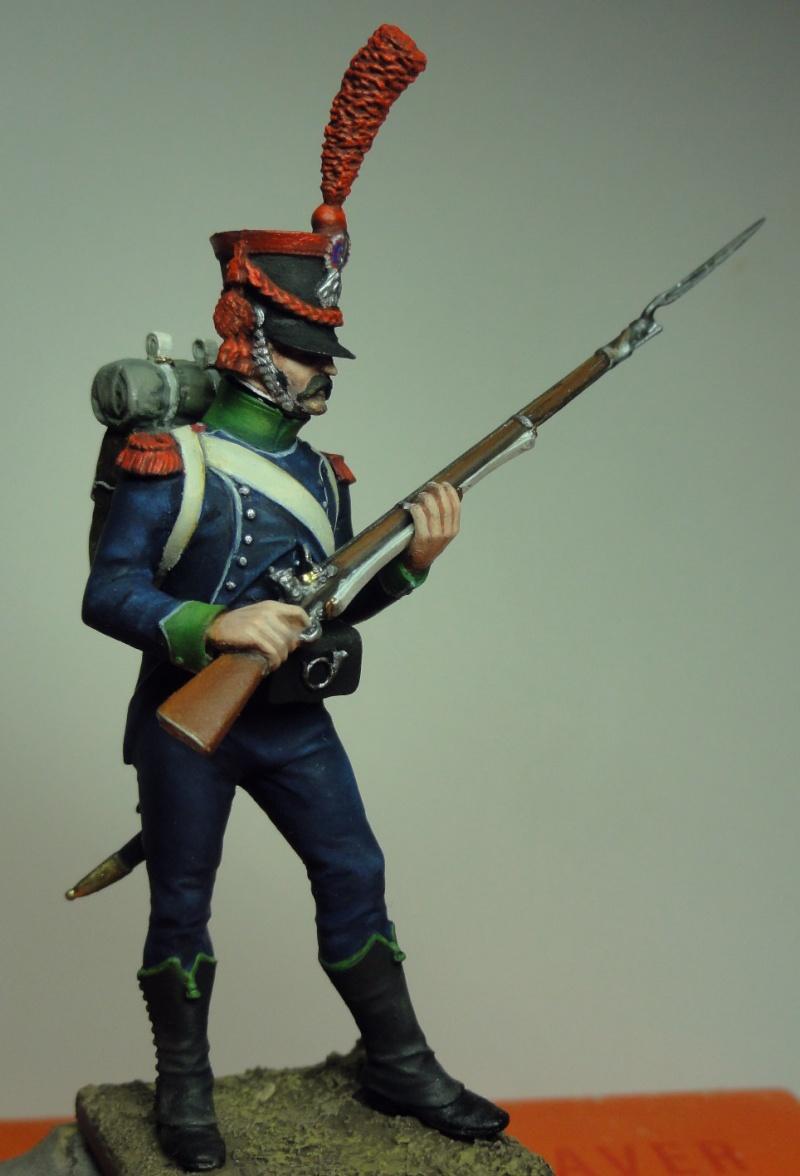 Vitrine de MarcM, Murat en amiral napolitain - Page 2 Tirail11