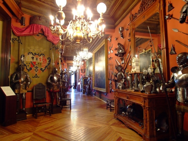Museo Cerralbo Armeri10