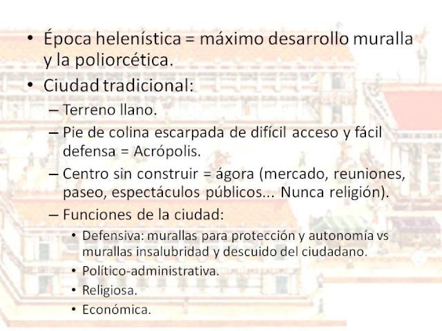 ~~Historia Antigua~~ Grecia: Periodo Arcáico, Clásico y Helenístico  Diapos12