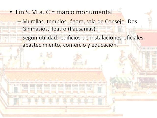 ~~Historia Antigua~~ Grecia: Periodo Arcáico, Clásico y Helenístico  Diapos13