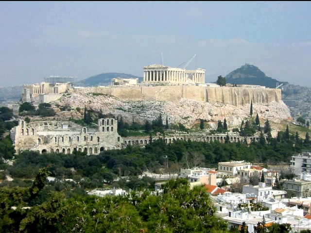 ~~Historia Antigua~~ Grecia: Periodo Arcáico, Clásico y Helenístico  Diapos15