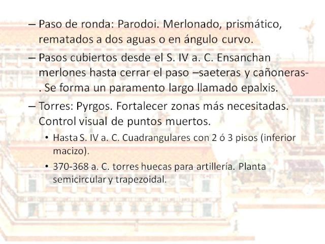 ~~Historia Antigua~~ Grecia: Periodo Arcáico, Clásico y Helenístico  Diapos26