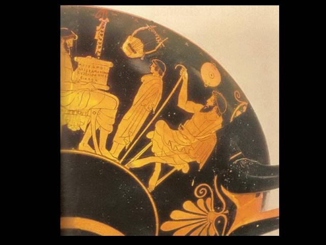 ~~Historia Antigua~~ Grecia: Periodo Arcáico, Clásico y Helenístico  Diapos35
