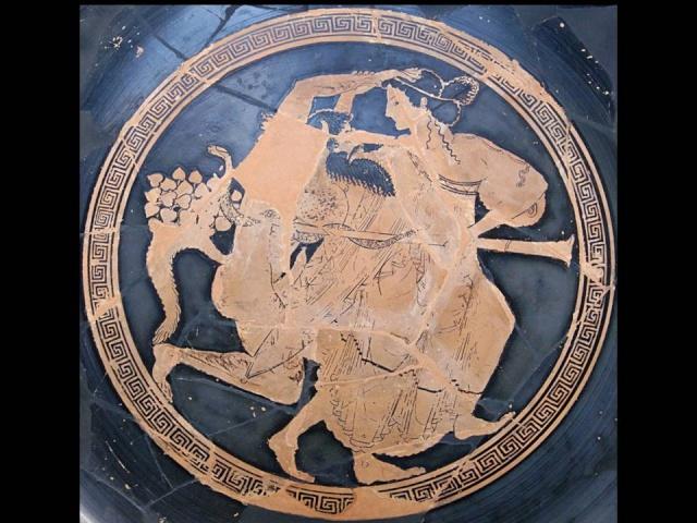 ~~Historia Antigua~~ Grecia: Periodo Arcáico, Clásico y Helenístico  Diapos38