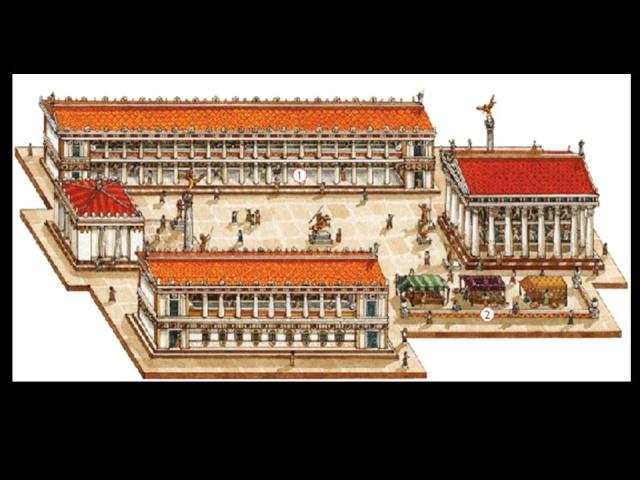 ~~Historia Antigua~~ Grecia: Periodo Arcáico, Clásico y Helenístico  Diapos48