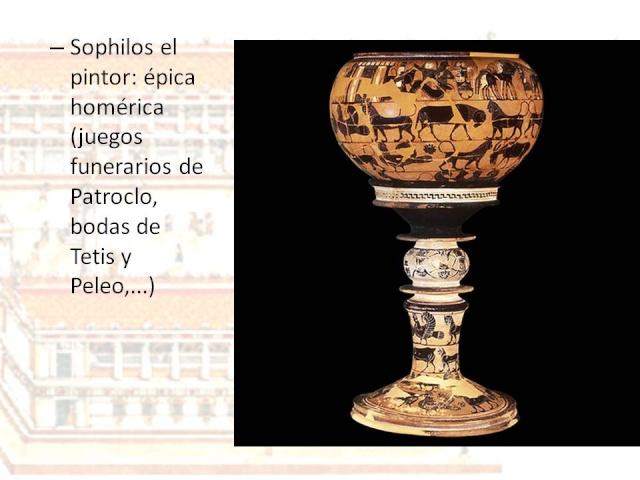 ~~Historia Antigua~~ Grecia: Periodo Arcáico, Clásico y Helenístico  Diapos56