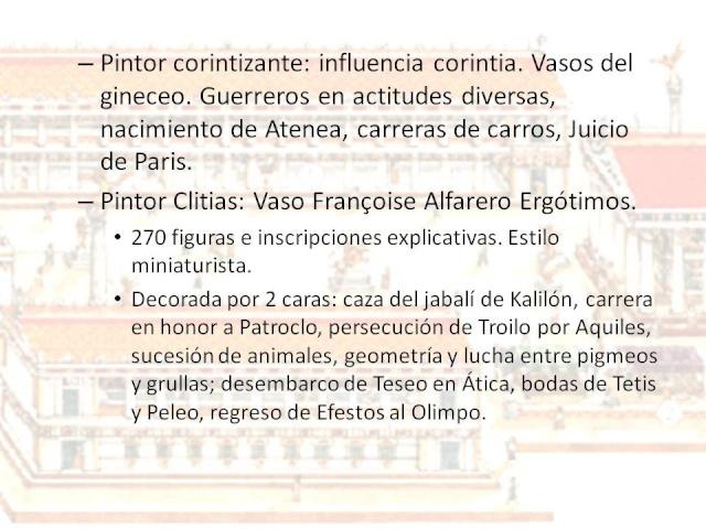~~Historia Antigua~~ Grecia: Periodo Arcáico, Clásico y Helenístico  Diapos59