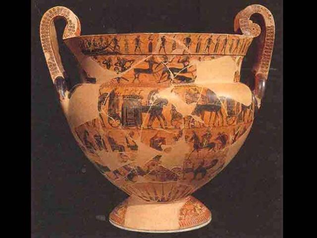 ~~Historia Antigua~~ Grecia: Periodo Arcáico, Clásico y Helenístico  Diapos60