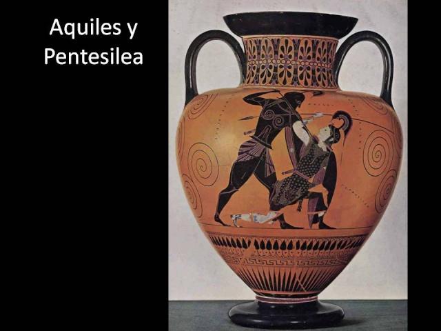 ~~Historia Antigua~~ Grecia: Periodo Arcáico, Clásico y Helenístico  Diapos64
