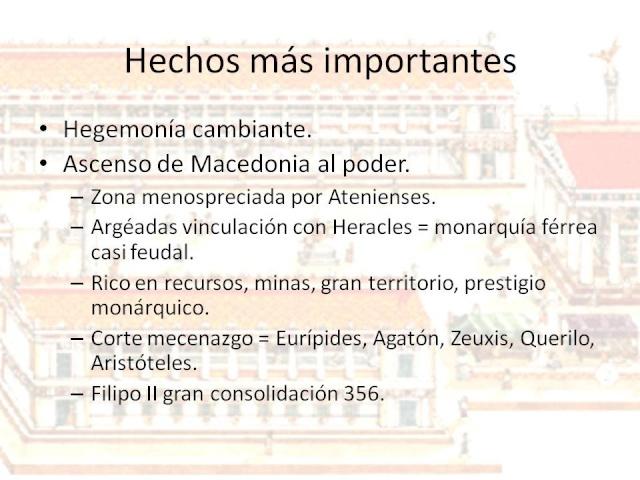 ~~Historia Antigua~~ Grecia: Periodo Arcáico, Clásico y Helenístico  Diapos78