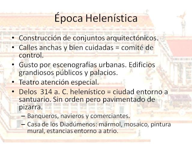 ~~Historia Antigua~~ Grecia: Periodo Arcáico, Clásico y Helenístico  Diapos80