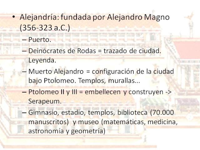 ~~Historia Antigua~~ Grecia: Periodo Arcáico, Clásico y Helenístico  Diapos81