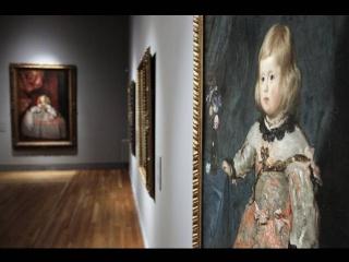 Velázquez y la familia de Felipe IV en el Museo del Prado Diapos90