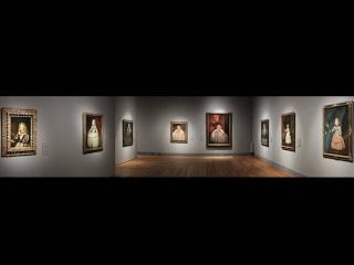 Velázquez y la familia de Felipe IV en el Museo del Prado Diapos91