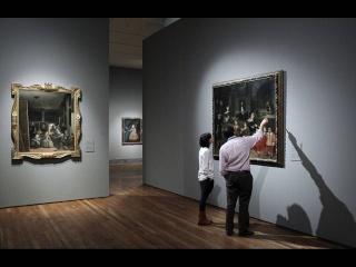 Velázquez y la familia de Felipe IV en el Museo del Prado Diapos92