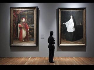 Velázquez y la familia de Felipe IV en el Museo del Prado Diapos93