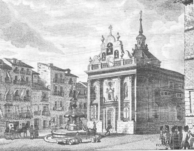 Relojes, campanas y las puertas de La Almudena Image110
