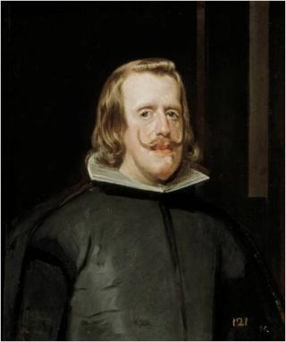 Velázquez y la familia de Felipe IV en el Museo del Prado Imagen22