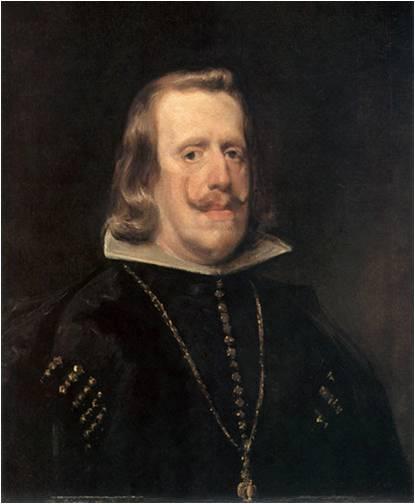 Velázquez y la familia de Felipe IV en el Museo del Prado Imagen23