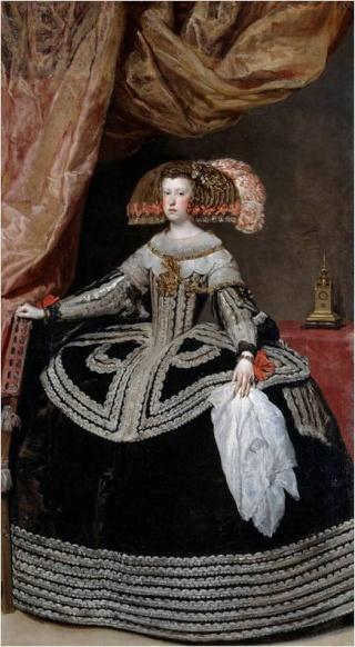Velázquez y la familia de Felipe IV en el Museo del Prado Imagen25