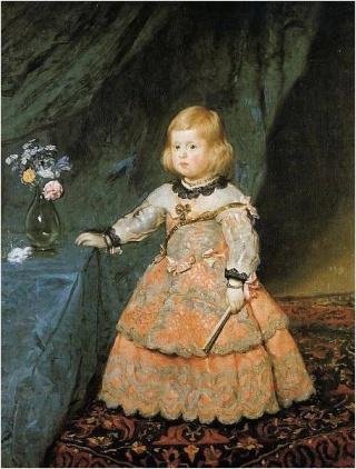 Velázquez y la familia de Felipe IV en el Museo del Prado Imagen28