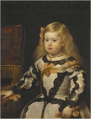 Velázquez y la familia de Felipe IV en el Museo del Prado Imagen29
