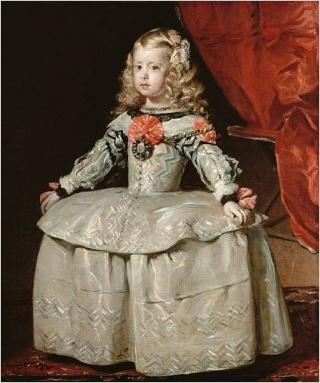 Velázquez y la familia de Felipe IV en el Museo del Prado Imagen30