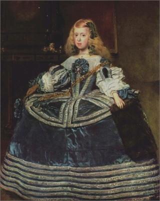 Velázquez y la familia de Felipe IV en el Museo del Prado Imagen33