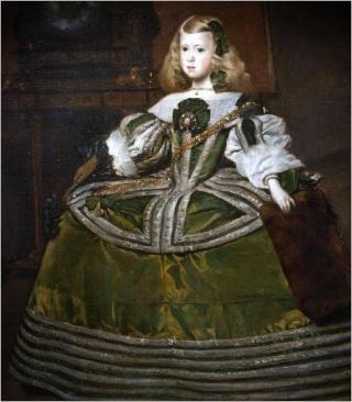 Velázquez y la familia de Felipe IV en el Museo del Prado Imagen34