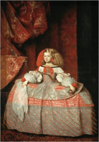 Velázquez y la familia de Felipe IV en el Museo del Prado Imagen35