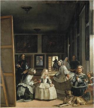 Velázquez y la familia de Felipe IV en el Museo del Prado Imagen36