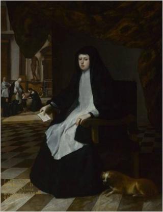 Velázquez y la familia de Felipe IV en el Museo del Prado Imagen39